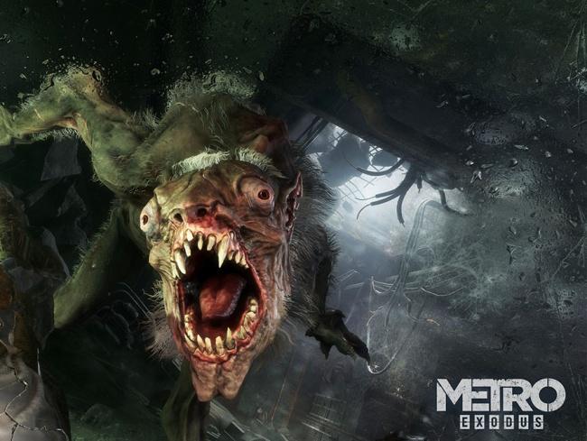 『名作ホラーFPS「Metro」シリーズ最新作「Metro Exodus(メトロ エクソダス)」発表!2018年発売!』の画像