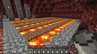 ネザーの旧溶岩採取所をリノベーション (2)