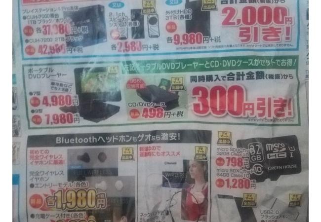 【ゲオ GWセール】アンセム980円、キングダムハーツ2380円など