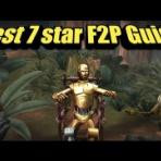 Star Wars Galaxy of Heroes スター・ウォーズ/銀河の英雄 攻略・考察