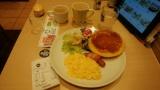 朝からガストにきたで~ → これは気持ちいい食いっぷりwww(※画像あり)