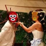 『今年の結婚式納め。渋谷GREEN Loungeでライブ有り結婚式二次会に参加してきた話』の画像