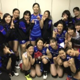 『Weekly Volleyball V-league② 傾向と対策 11/29』の画像