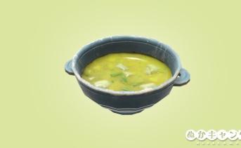 内臓キノコスープ