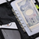 """無印の""""パスポートケース""""で家計管理!スマートにやりくりできて、超便利~♪"""