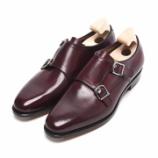 『誂靴 | JOE WORKS (ジョーワークス)  ダブルモンクストラップ』の画像