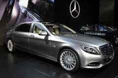 中国で2850万円の超高級車「マイバッハ」好調
