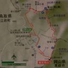 『擬宝珠山(1110m)・象山(1085m) ハイキング』の画像