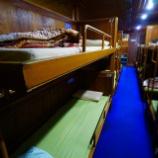 『タオ島からクラビへ  ナイトボート(寝台船)の旅』の画像