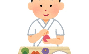【職人魂】日本の和菓子職人の技が凄すぎたwwwww