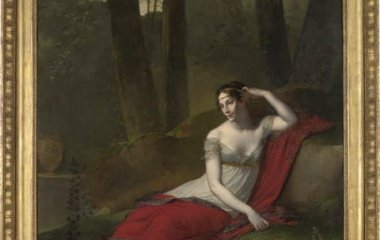 『ジョゼフィーヌのストール』の画像