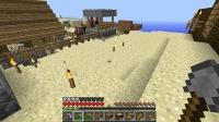 NPC村に農場と牧場を作る