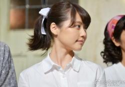 有村架純ちゃんのポニーテール姿がマジで可愛い!美人はどんな髪型も似合うよな!
