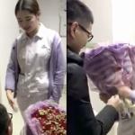 【動画】中国、あっという間に強制終了…!? 「史上最短?のプロポーズ」が話題に [海外]