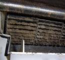 エアコン洗浄があだとなり火災