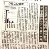 『OECDが調べても変わらない』の画像