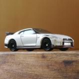 『トミカ No.78 日産 GT-R NISMO 2020 モデル』の画像