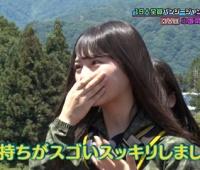 【欅坂46】ひらがな2期生一番手バンジージャンプは小坂!涙目になりながらも頑張ったなー!【ひらがな推し】