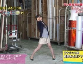 テレ東・紺野あさ美アナがモーニング娘。を踊ってみた動画がキタ━━━━(゚∀゚)━━━━!!