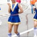 第67回ザよこはまパレード2019 その16(横浜市立金沢高等学校)