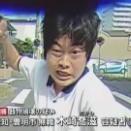運転中にフロントガラス叩き割られる動画怖すぎて草