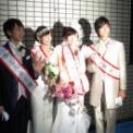 東京大学第64回駒場祭2013 その99(ミス&ミスター東大コンテスト2013の89(記者会見の10))