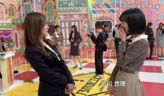 【乃木坂46】誰か白石麻衣が北川悠理ちゃんに話しかけてる画像持ってる方はいませんか…?!
