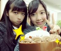 【欅坂46】米谷奈々未の誕生日ケーキが美味しそうだしカメラアングルがよねみんクオリティww