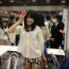 【悲報】NMB48植田碧麗が握手会で泣かされる