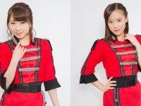 【モーニング娘。'17】石田亜佑美と小田さくらのプリッとしたお尻w
