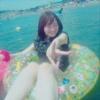 『【悲報】佳村はるかさん、今年も汚い海に行ってしまう』の画像