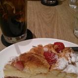 『ケーキとアイスコーヒーを~【SAJI】@神戸・三宮』の画像