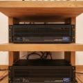 QSC USA900をブリッジ接続