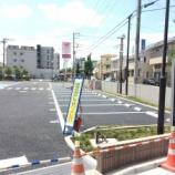 『上戸田福祉センター(中央公民館)跡地に工事中の「あいパル第二駐車場」「ゲートボール場」ができあがってきました』の画像