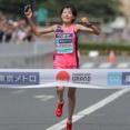 増田明美さん、MGC女子で優勝した前田穂南のゴール目前で「美人でしょ」
