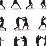 母校ボクシング部の部員募集動画のサムネイル