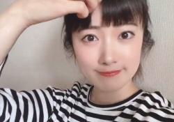 樋口日奈、父親に切ってもらった前髪を公開!変わらず可愛いwww