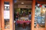 星田駅前商店街の『オメザンベーカリー』っていうパン屋さんのプリンが美味い!