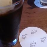 『久しぶりのトアウエストのカフェ@バンビーノコーヒーコウベ』の画像