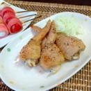 【大分野菜・手羽先・トースターレシピ】大分にんにく「がーりっくん🄬」で作る『手羽先のにんにく詰め』 #おおいたクッキングアンバサダー