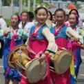 2018年横浜開港記念みなと祭国際仮装行列第66回ザよこはまパレード その34(神奈川朝鮮中高級学校)