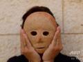 【遺跡】9000年前の石の仮面が発見されるwwwww