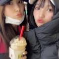 矢作萌夏「韓国でおとまりデートしてきました!じゅりちゃん本当にとっても格好良かった!私も日本でがんばります」