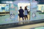 キキ&ララトレインに乗ってみたが『扉の絵フルバージョン』を見るのは至難の業だった