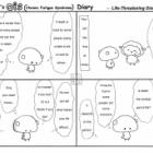 『Kuma-san's CFS Diary【Life-Threatening Disease1, 2 & 3】by Yurari   ゆらりさん作・くまさんのCFSつれづれ日記【命にかかわる病気①②③】{#25}』の画像