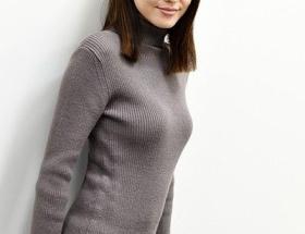 オトナになった長澤まさみ(27)、胸に目が行く服装でインタビュー対応へ