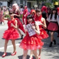 2014年横浜開港記念みなと祭国際仮装行列第62回ザよこはまパレード その30(ヨコハマカワイイパレード)の9(アソビットガールズ)