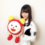 『5/30放送『めざましテレビ』雑誌「セブンティーン」の専属モデルに決定した「けやき坂46」の小坂菜緒さんをチェック!』の画像