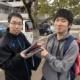 土浦大会では、海外に向けての用具の寄付支援もして頂きました。埼玉の方から駆けつけてくれました。いつもありがとうございます。 #卓球