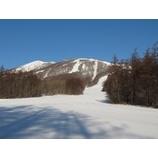 『本日、快晴の雫石!スキーをお楽しみください。』の画像